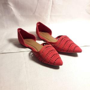 New Madden Girl Flat Shoes  Size 10